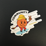 Community Stickers