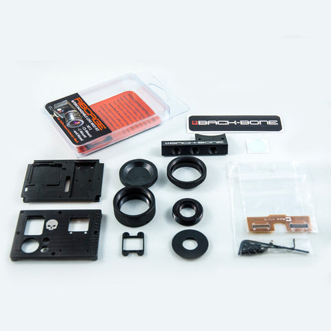 Ribcage ModKit For The GoPro Hero 3 & Hero 3+