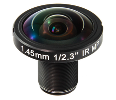 1.45MM 190° 12MP IR FISHEYE