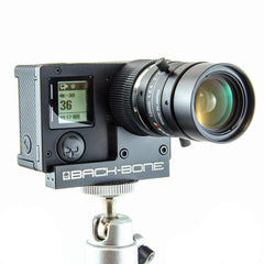 RIBCAGE MODIFIED HERO 4 BLACK