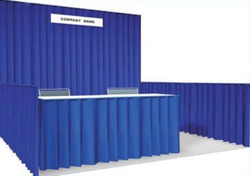 SOLD OUT</p>Registration</p>Premium Booth </p>Prime location