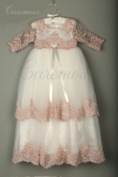 0b208e34a2f8 Grace Christening gown