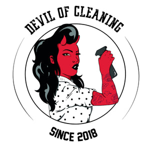 Devil of cleaning