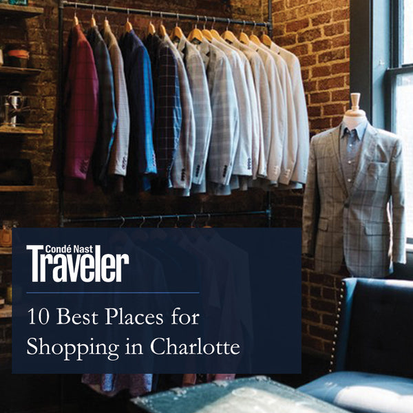 Condé Nast Names Ole Mason Jar One of the 10 Best Places for Shopping in Charlotte