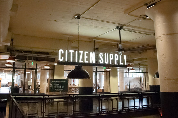 Introducing: Citizen Supply