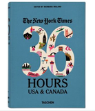 New York Times 36 Hours Book