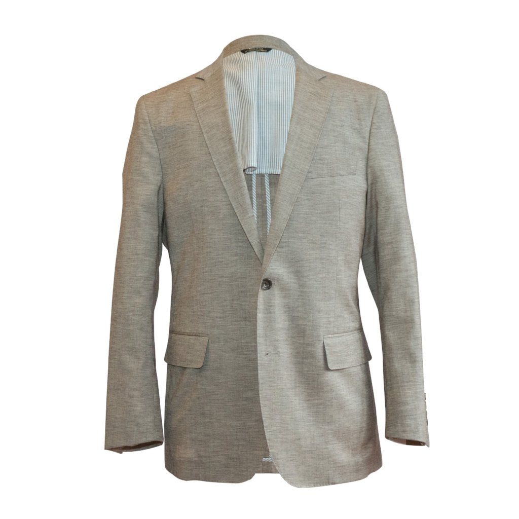 The Oatmeal Melange Sport Coat