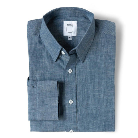 The Navy Chambray