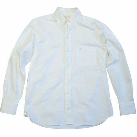 The Carolina White Oxford - Final Sale