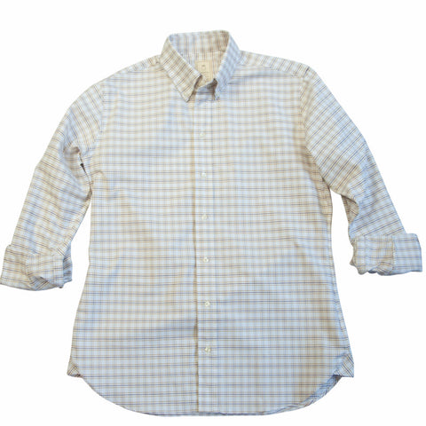 The Fletcher Plaid Oxford - Final Sale