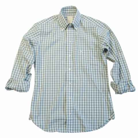 The Carolina Grey Gingham - Final Sale