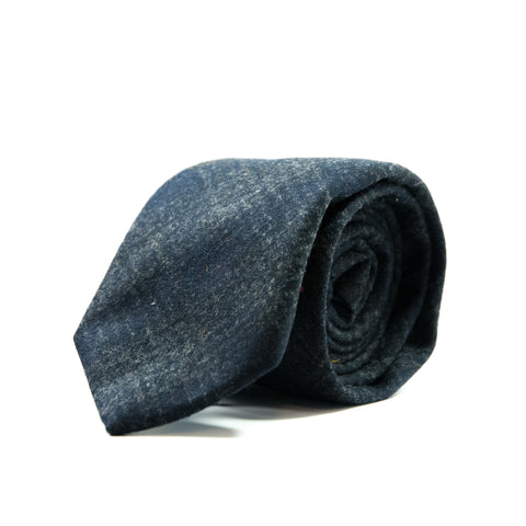 The Blue Stripe Pocket Square