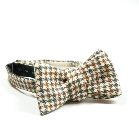 The Houndstooth Bowtie - OLE MASON JAR