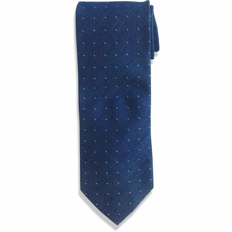 The Blue Birds Pocket Square