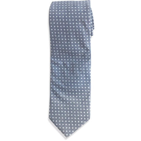 The Light Blue Dot Tie