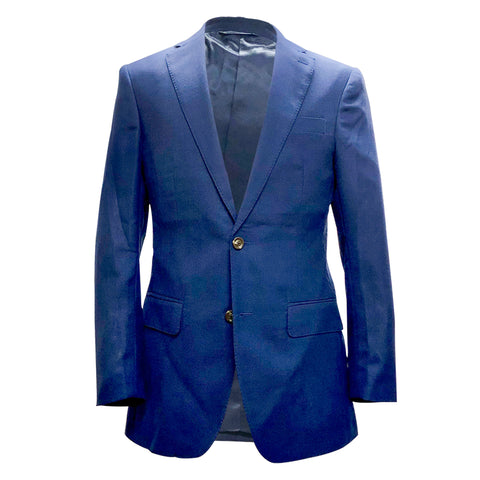 The Blue Textured Sport Coat