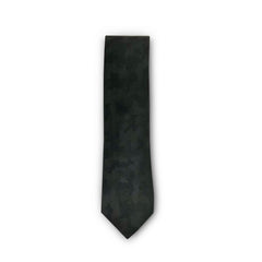 The Black Camo Tie