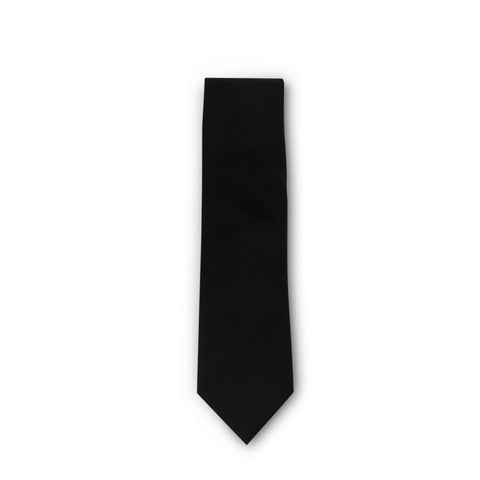 The Classic Black Tie
