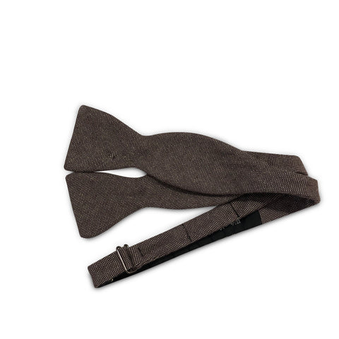 The Grey Pic Pocket Square