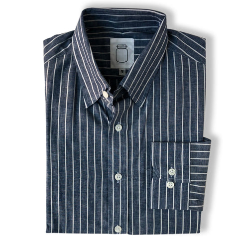 The Blue Stripe Cotton