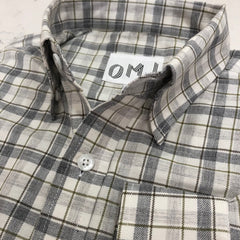 The Grey Plaid Flannel