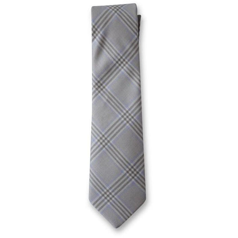 The Tan Glen Plaid Tie