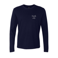 Bank City Long Sleeve T-Shirt
