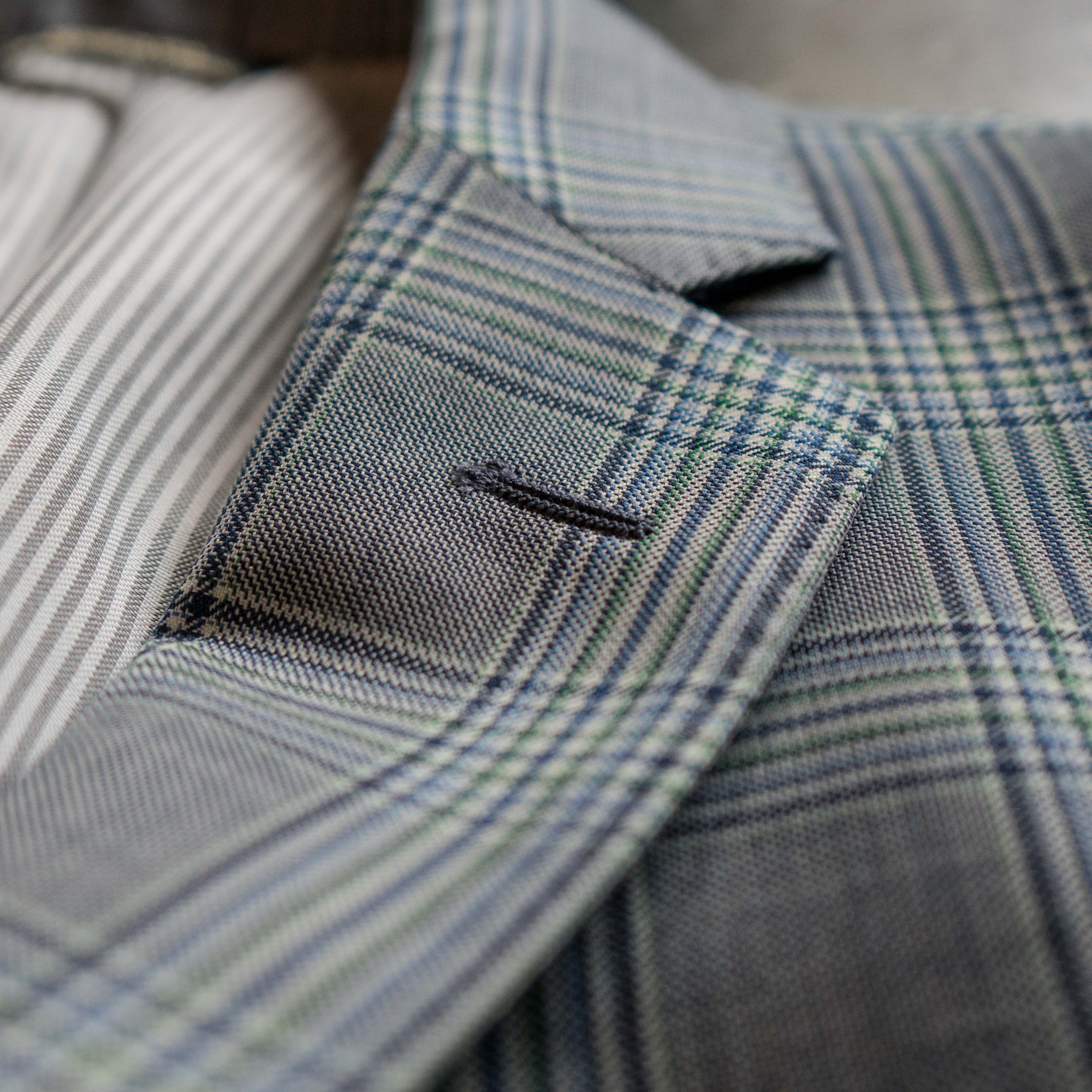 The Grey Glen Plaid Sport Coat