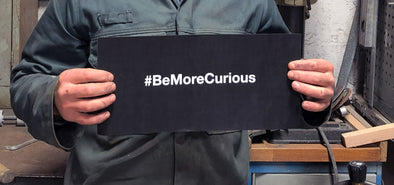 Be more Curious