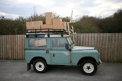 World Land Rover Day - 30th April