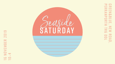 Seaside Saturday - a Christmas sale by the sea