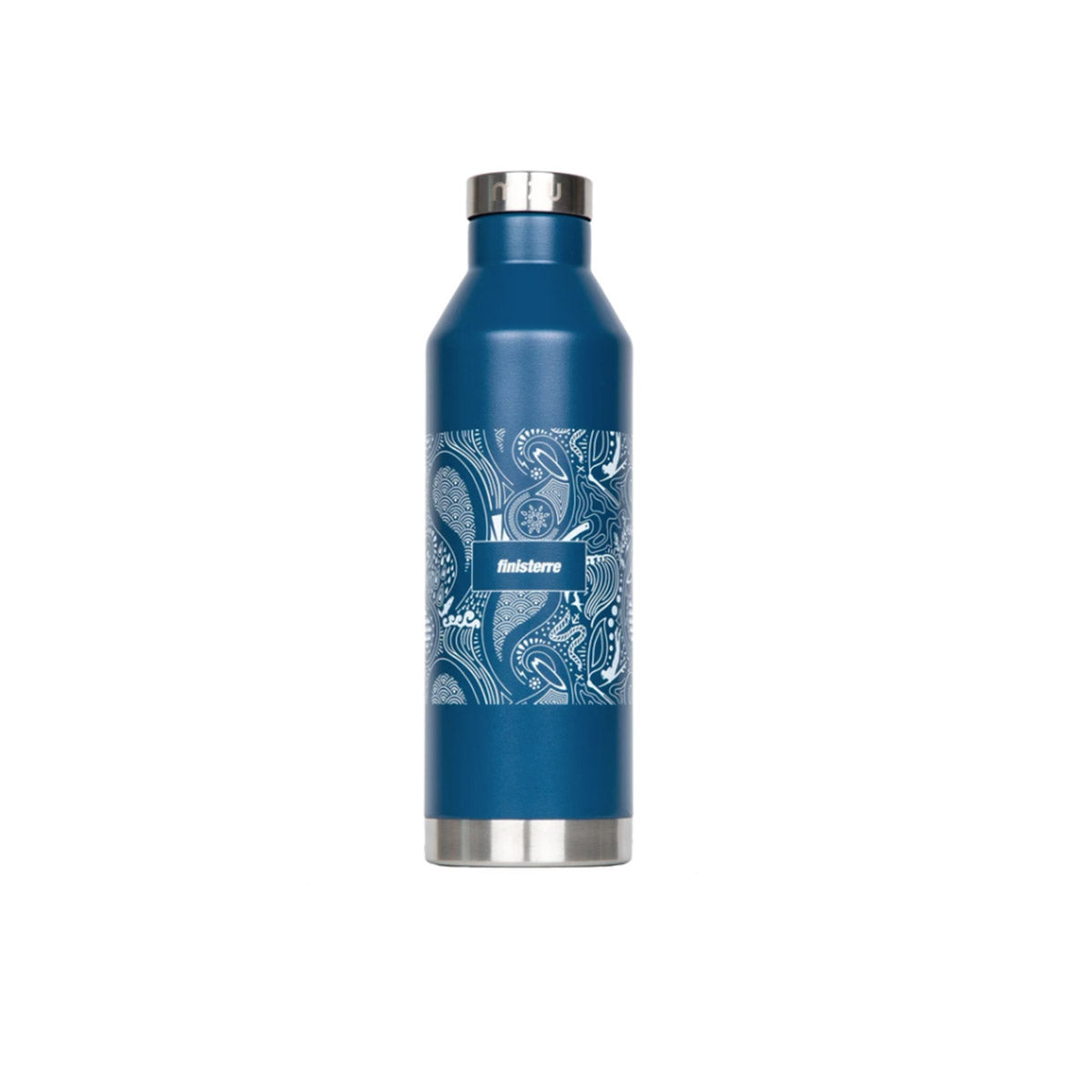 Finisterre and Mizu Flask insulated bottle for #followfriday competition