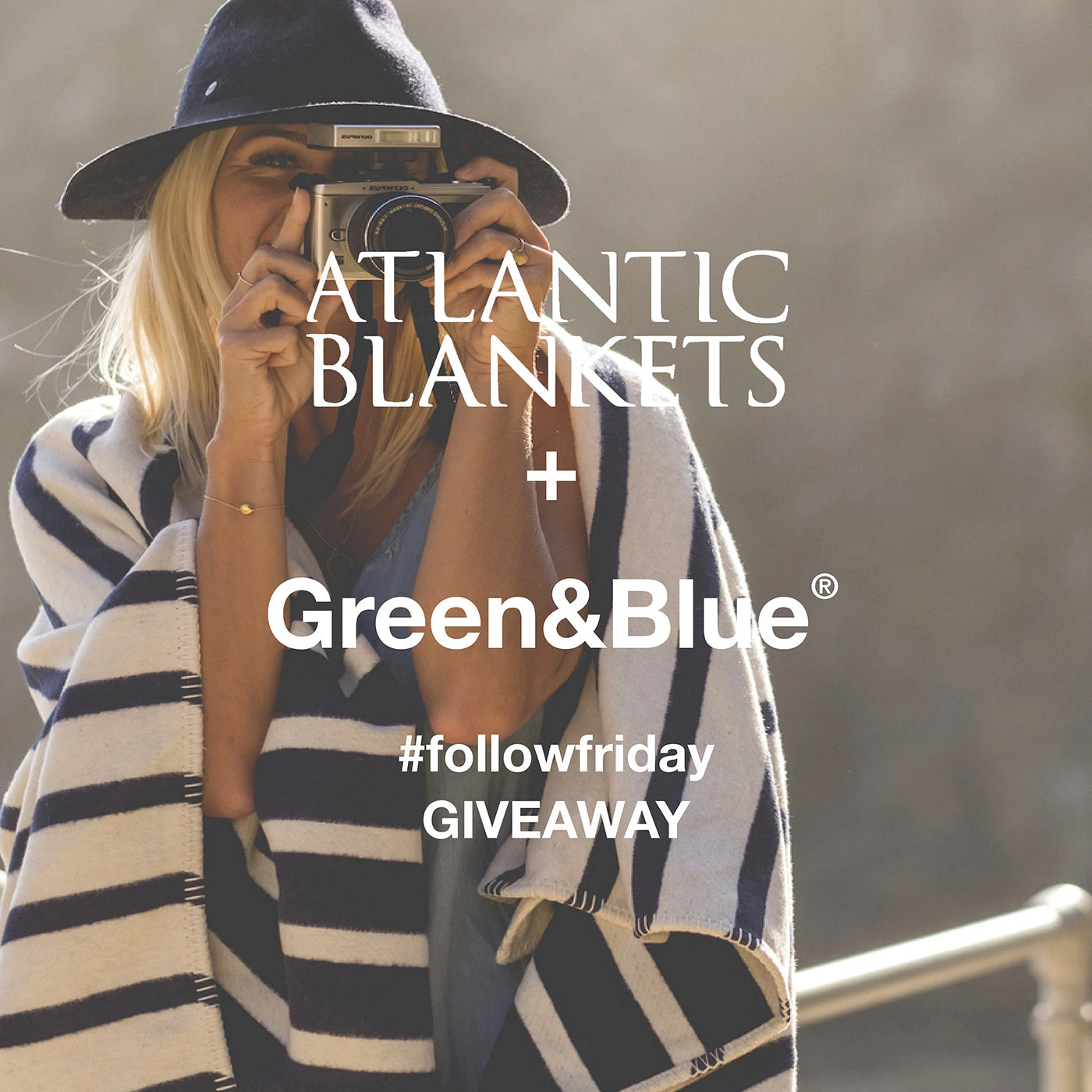 Green&Blue and atlantic blankets competition image