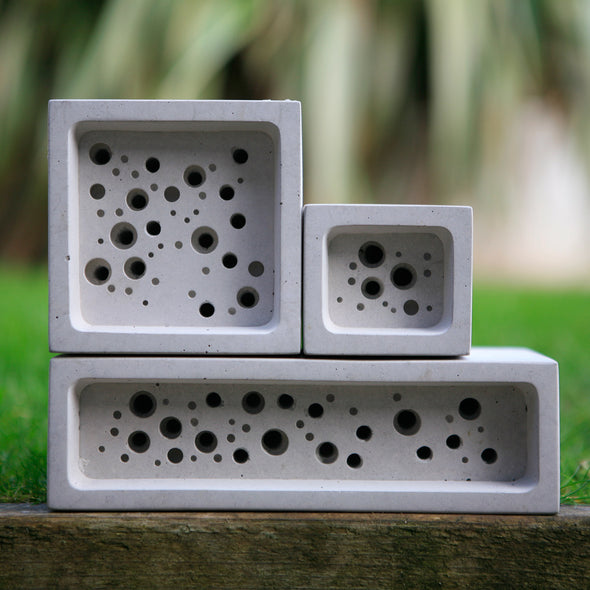 Great british bee count win bee block trio from Green and blue