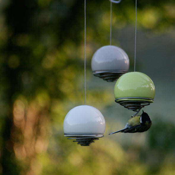 birdball belle feeders by Green&Blue