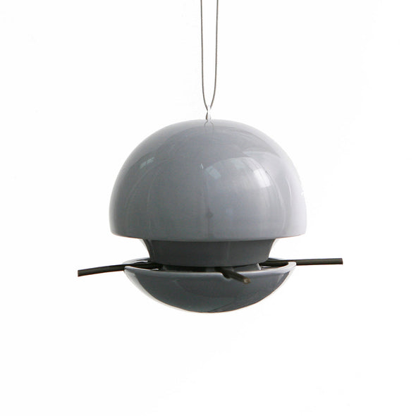 BIRDBALL SEED BIRD FEEDER