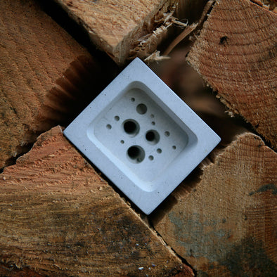 small bee block for solitary bees