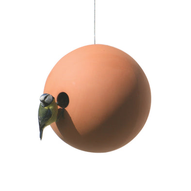 BIRDBALL BIRDHOUSE