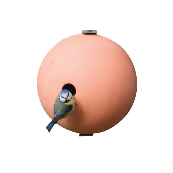wall mounted birdball birdhouse