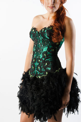 Black Emerald Dress