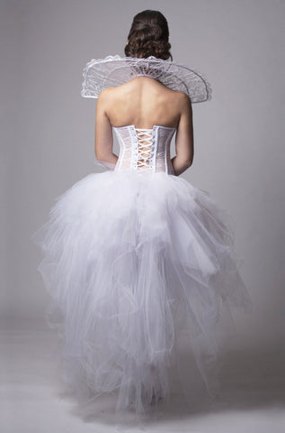 Queen of Lace Corset Dress
