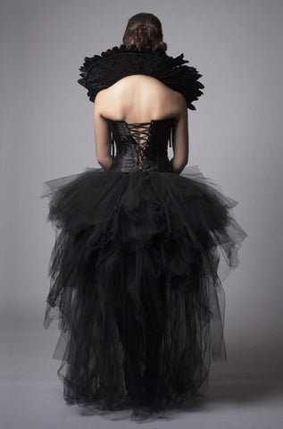 Black Queen Dress