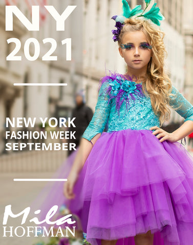 September 2021 NYFW Runway Show Custom Gown (Second Payment)