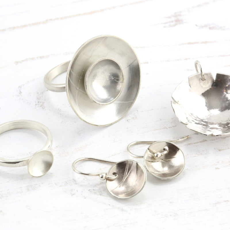 NEW 3 day Beginners Silver Jewellery journey at the London Jewellery School