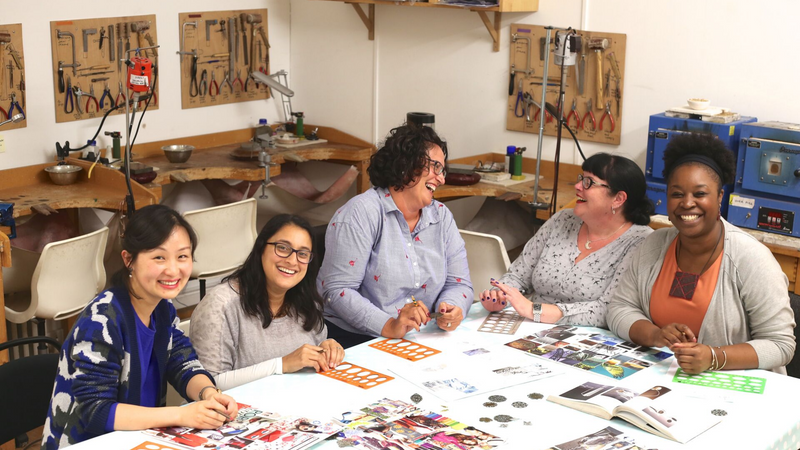 London Jewellery School open day and evening, Friday 11th October