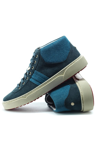 Annecy (Denim) w/ Red Luxe Sole