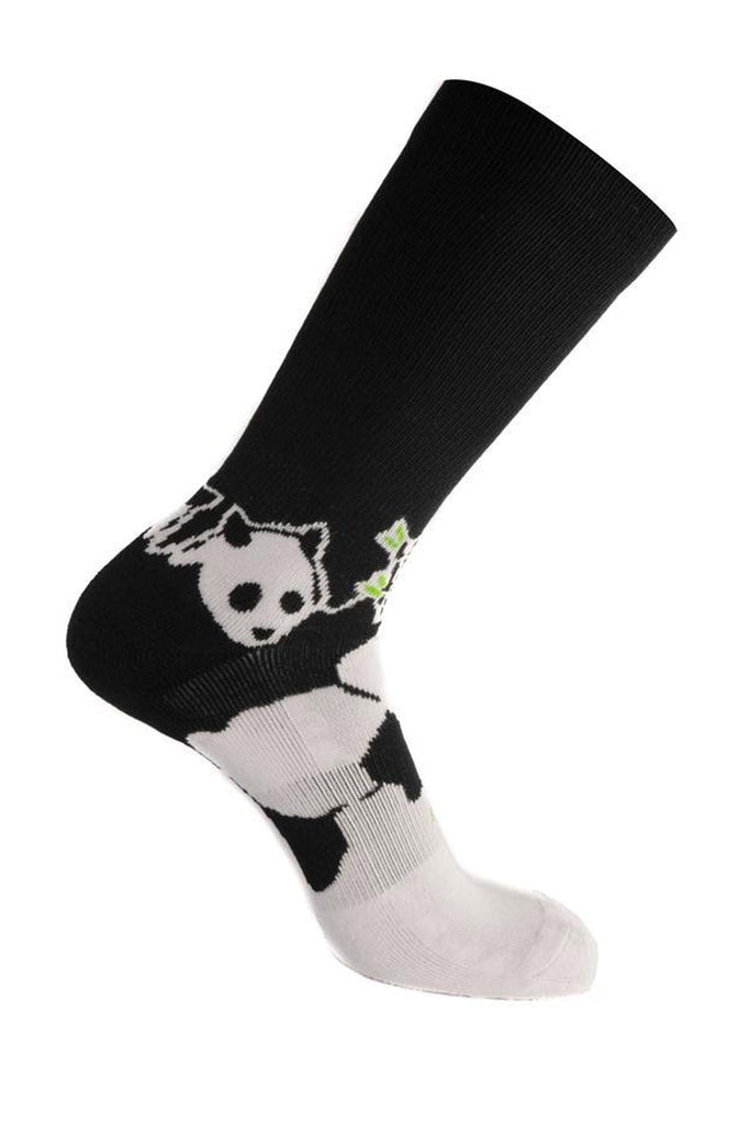 Evening Panda Socks