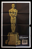41st Annual Academy Awards one sheet 1969 Oscars