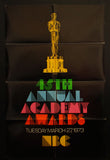 45th Annual Academy Awards one sheet 1973
