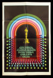46th Annual Academy Awards one-sheet 1974 Oscars